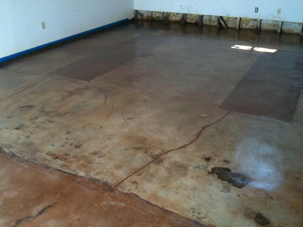 Concrete polishing prieto engineering for How to polish stained concrete